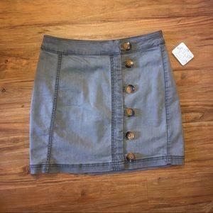 NWT ⚡️ Free People Mini Skirt